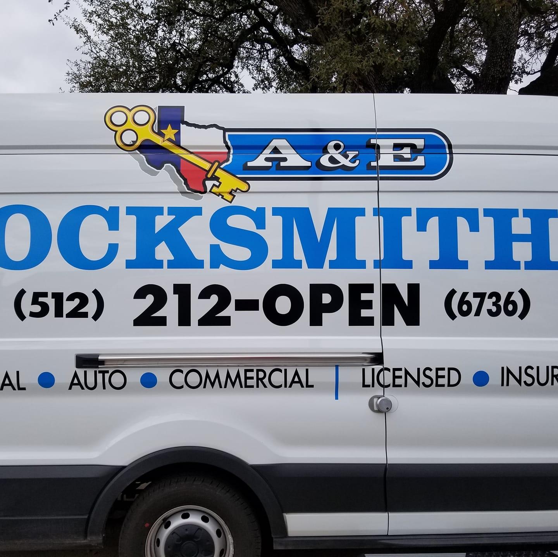 A & E Locksmiths
