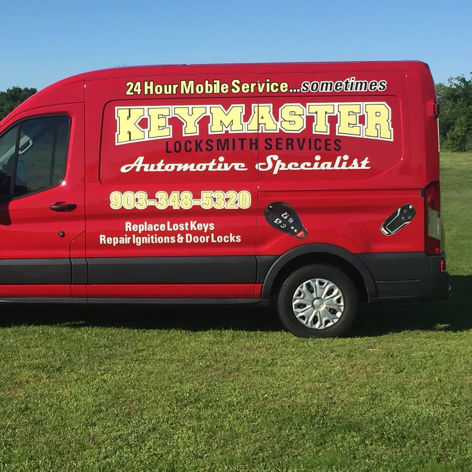 Keymaster Locksmith Services