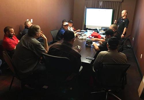 TLA Board Meeting