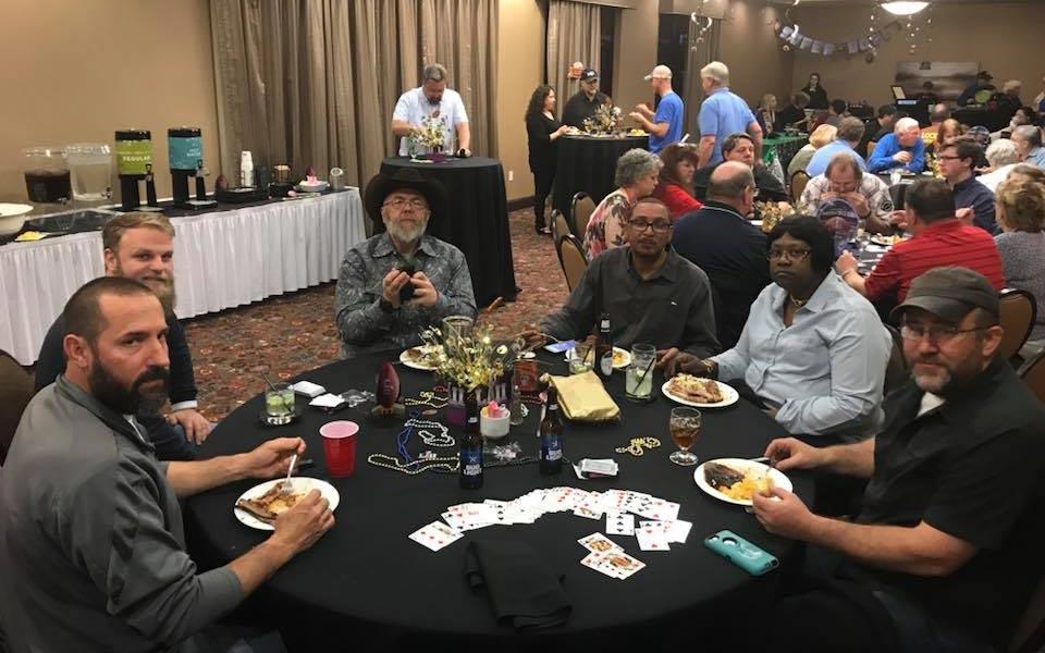 TLA member dinner