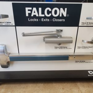 Class 14 – Dexter Commercial, Falcon & Schlage Restricted Key Systems